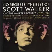 Click here for more info about 'Scott Walker - No Regrets - The Best Of - EX'