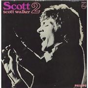 Click here for more info about 'Scott Walker - Scott 2 + Insert - EX'