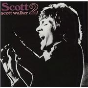 Scott Walker Scott 2 - 180gm USA vinyl LP