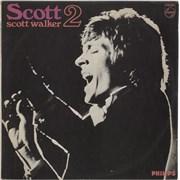 Scott Walker Scott 2 - EX UK vinyl LP