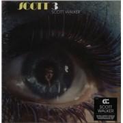 Scott Walker Scott 3 - 180gm UK vinyl LP