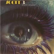 Scott Walker Scott 3 - EX UK vinyl LP