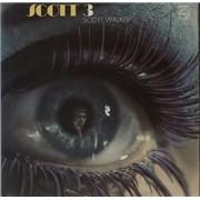 Scott Walker Scott 3 - VG UK vinyl LP