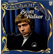Scott Walker Spotlight On UK 2-LP vinyl set