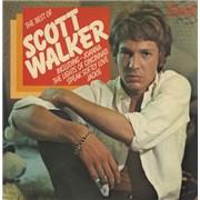 Scott Walker The Best Of Scott Walker UK vinyl LP