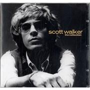Scott Walker The Collection UK CD album