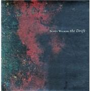 Scott Walker The Drift UK 2-LP vinyl set Promo