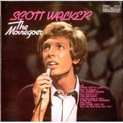 Scott Walker The Moviegoer UK vinyl LP