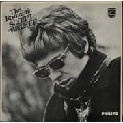 Scott Walker The Romantic Scott Walker - black label UK vinyl LP