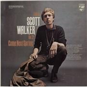 Scott Walker This Is Scott Walker Volume 2: Come Next Spring UK vinyl LP