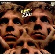 Scott Walker This Is...Scott Walker UK vinyl LP