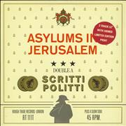 Click here for more info about 'Asylums In Jerusalem'