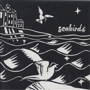 Click here for more info about 'Seabirds - Real Tears - Transparent Blue Vinyl'