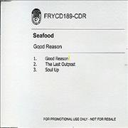 Click here for more info about 'Seafood - Good Reason'