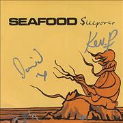 Click here for more info about 'Seafood - Sleepover - Fully Autographed'