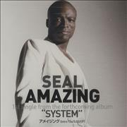 Click here for more info about 'Seal - Amazing Remixes'