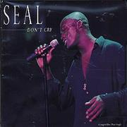Click here for more info about 'Seal - Don't Cry'