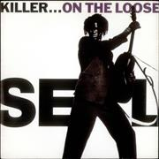 Click here for more info about 'Seal - Killer...On The Loose'