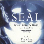 Click here for more info about 'Seal - Kiss From A Rose'
