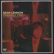 Click here for more info about 'Sean Lennon - Friendly Fire Movie Trailor'