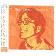 Sean Lennon Into The Sun Japan CD album Promo