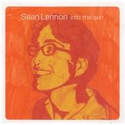 Sean Lennon Into The Sun UK CD album
