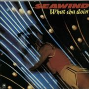 Click here for more info about 'Seawind - What Cha Doin' - A-Label + P/S'