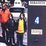 Click here for more info about 'Sebadoh - 4 Song CD'