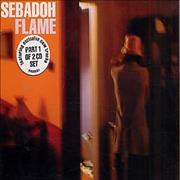 Click here for more info about 'Sebadoh - Flame - Parts 1 & 2'