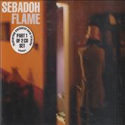 Click here for more info about 'Sebadoh - Flame'