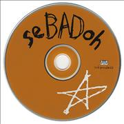 Click here for more info about 'Sebadoh - Skull'