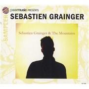 Sebastien Grainger Sebastien Grainger & The Mountains Canada CD album Promo