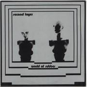 Second Layer World Of Rubber USA 2-LP vinyl set