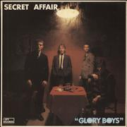 Click here for more info about 'Secret Affair - Glory Boys + Lyric Insert & flyer'