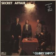 Click here for more info about 'Secret Affair - Glory Boys - Stickered Slv + Lyric Insert & flyer'