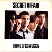 Click here for more info about 'Secret Affair - Sound Of Confusion - Inj'