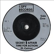 Click here for more info about 'Secret Affair - Time For Action - Inj'