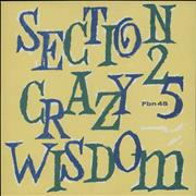 Click here for more info about 'Section 25 - Crazy Wisdom'