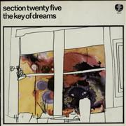 Click here for more info about 'Section 25 - The Key Of Dreams'