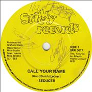 Click here for more info about 'Seducer - Call Your Name - Autographed'
