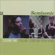 Click here for more info about 'Semisonic - Closing Time - CD1'