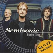 Click here for more info about 'Semisonic - Closing Time'