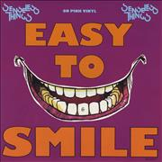 Click here for more info about 'Senseless Things - Easy To Smile - Pink Vinyl'