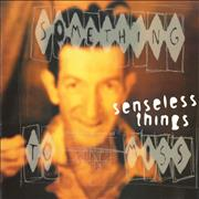 Click here for more info about 'Senseless Things - Something To Miss'