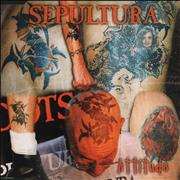 Click here for more info about 'Sepultura - Attitude'