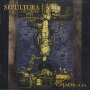Click here for more info about 'Sepultura - Chaos A.D.'