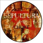 Click here for more info about 'Sepultura - Choke'