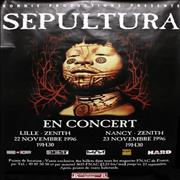 Click here for more info about 'Sepultura - En Concert 1996'