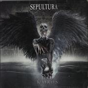 Click here for more info about 'Sepultura - Kairos'