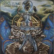 Click here for more info about 'Sepultura - Machine Messiah - Double Picture Disc'